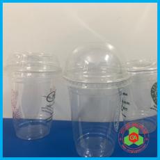 Ly nhựa PET nắp cầu Gia Ân